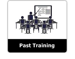 Past Training