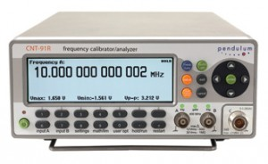 Spectracom CNT91 91R Timer Counter Analyzer Calibrator