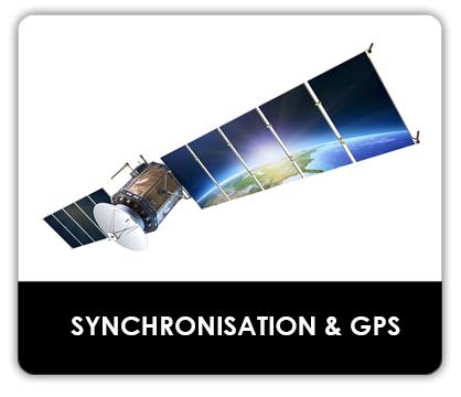 Synchronisation & GPS