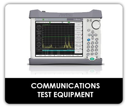 Communications Test Equipment