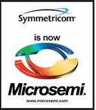 Symmetricom is now Microsemi